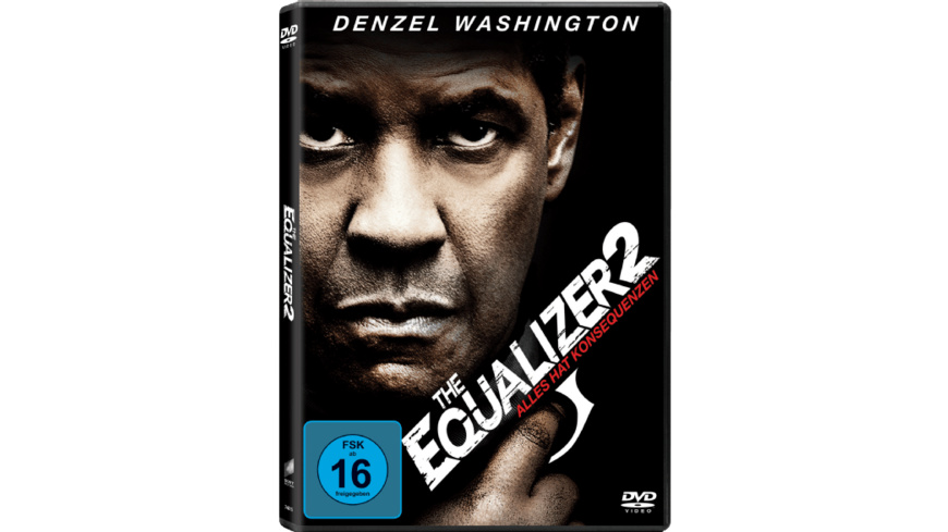 The Equalizer 2 - (DVD)
