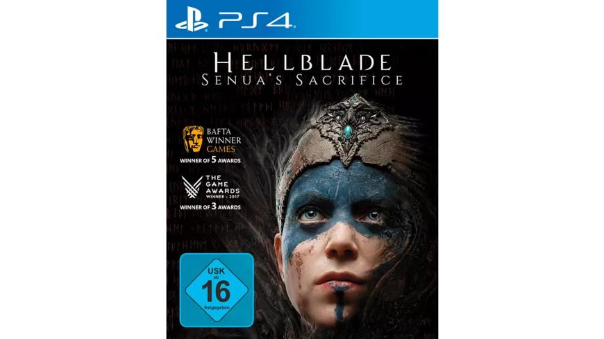 Hellblade: Senua's Sacrifice - PlayStation 4