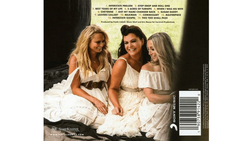 Pistol Annies - Interstate Gospel - (CD)