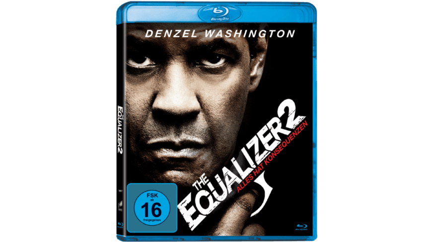 The Equalizer 2 - (Blu-ray)