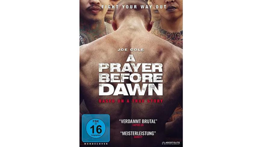 A Prayer before Dawn - Das letzte Gebet - (DVD)