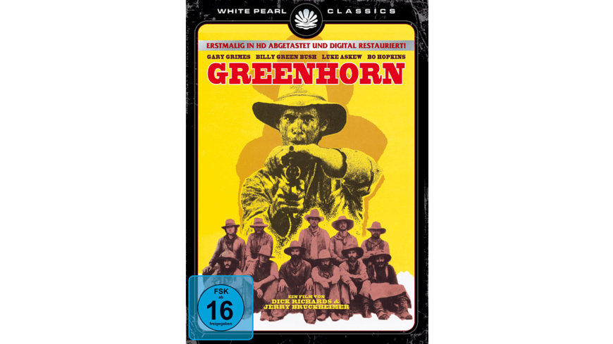 Greenhorn-Kinofassung (Amaray-Edition) - (DVD)