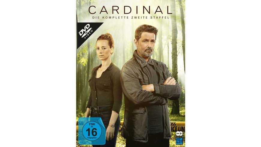 Cardinal - 2. Staffel - (DVD)