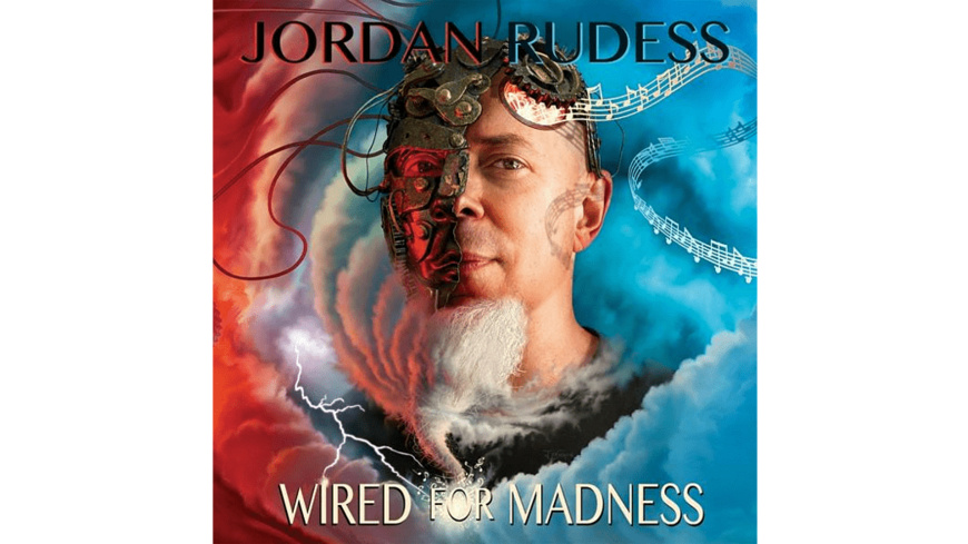 Jordan Rudess - Wired For Madness - (CD)