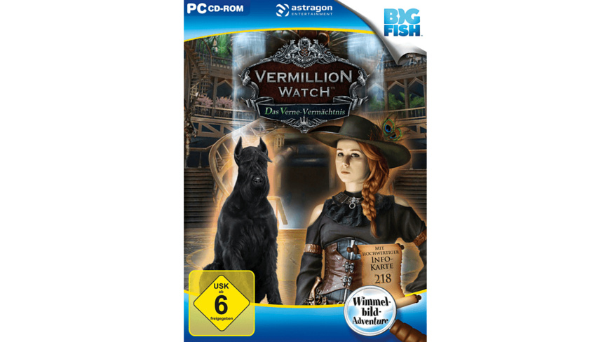 Vermillion Watch: Das Verne-Vermächtnis - PC