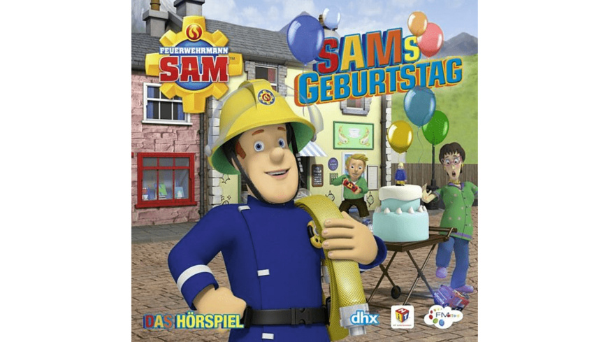 Sams Geburtstag-Das Hörspiel - 1 CD - Kinder/Jugend