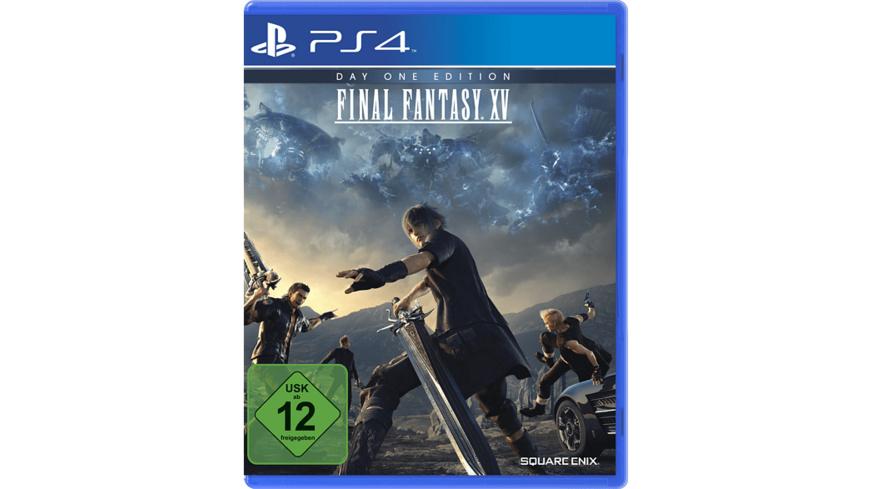 PS4 Final Fantasy XV - PlayStation 4