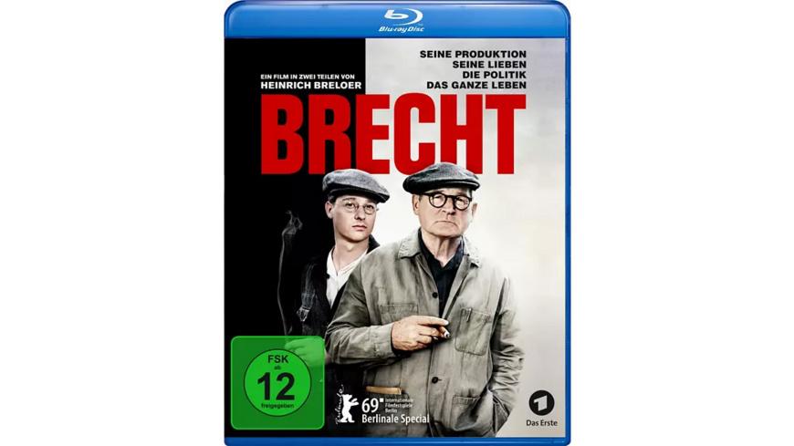 Brecht - (Blu-ray)