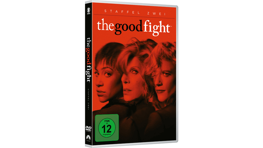 The Good Fight-Staffel 2 - (DVD)
