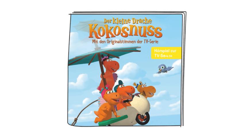 BOXINE Audiosystem Tonies Hörfigur Drache Kokosnuss - Hörspiel zur TV-Serie 04