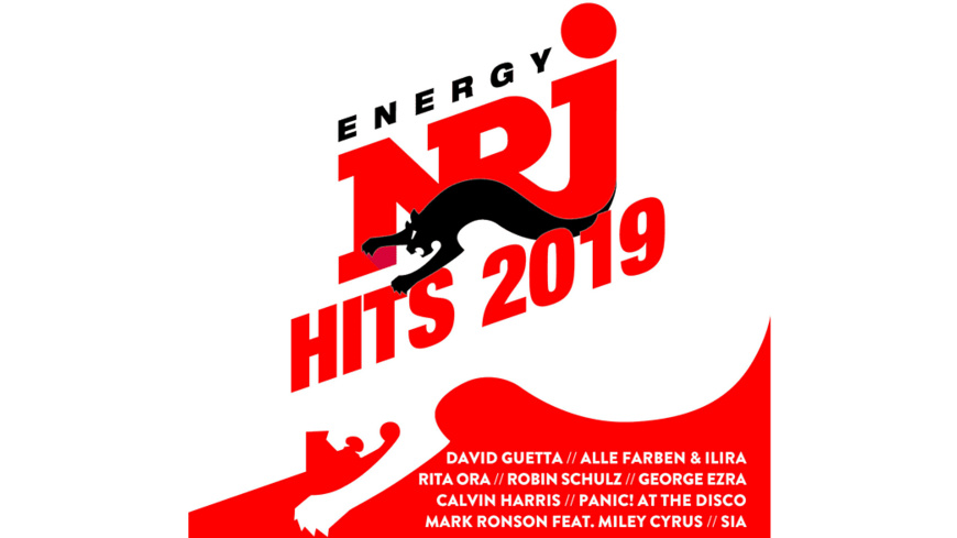 VARIOUS - ENERGY Hits 2019 - (CD)