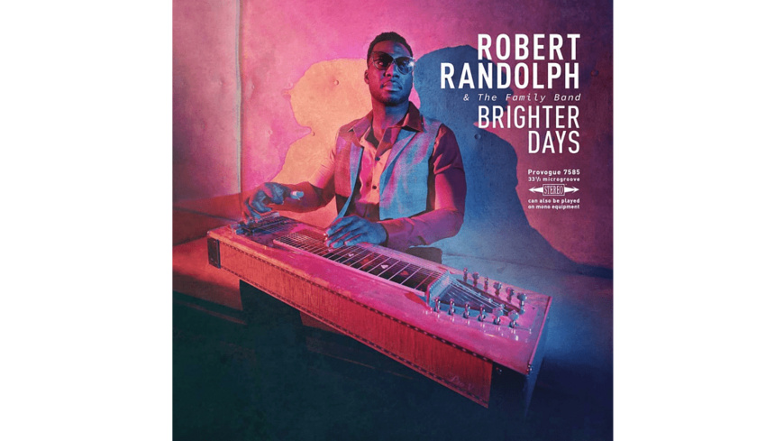 Robert & The Family Band Randolph - Brighter Days - (CD)