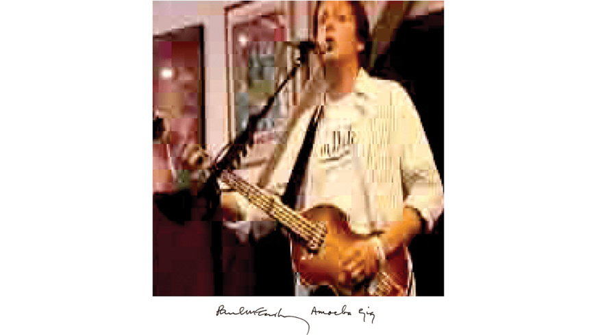 Paul McCartney - Amoeba Gig - (CD)