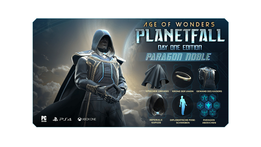 Age of Wonders: Planetfall Day One Edition - PC