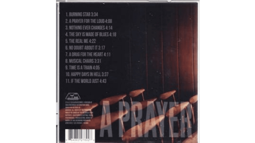 D:A:D - A PRAYER FOR THE LOUD - (CD)