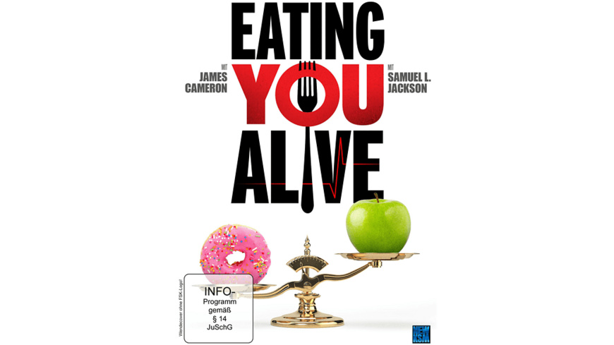 Eating You Alive - (DVD)