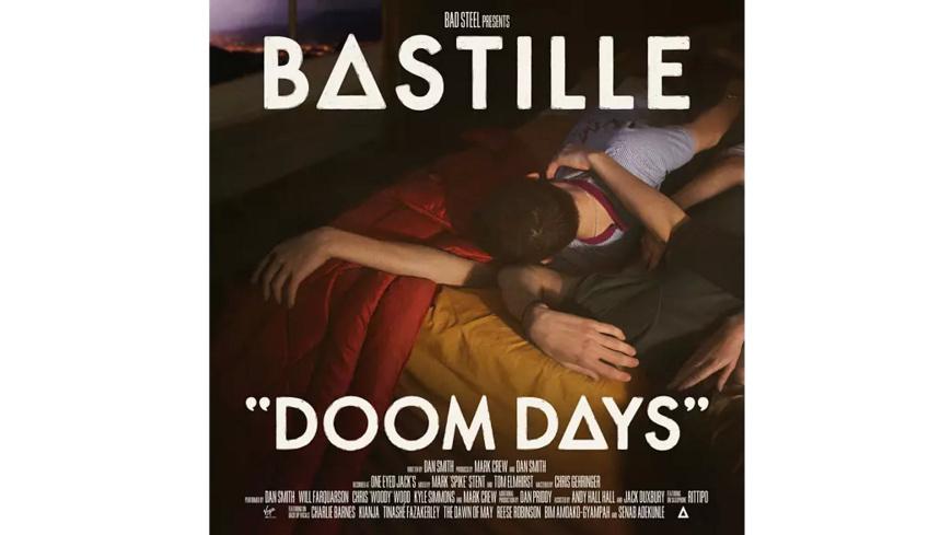 Bastille - Doom Days - (CD)