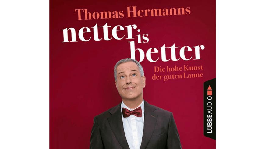 Netter is better - 5 CD - Humor/Satire