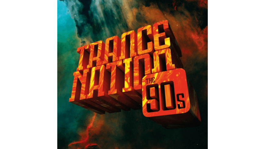 VARIOUS - Trance Nation-The 90s - (CD)