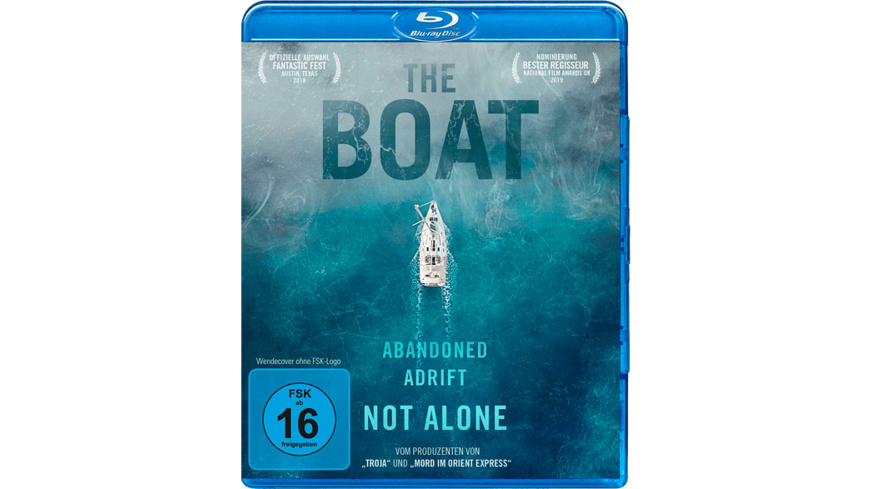 The Boat - (Blu-ray)