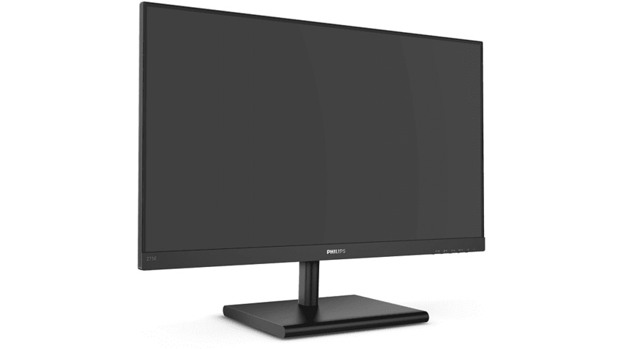 PHILIPS 275E1S/00  QHD Monitor (4 ms Reaktionszeit, FreeSync, 75 Hz)