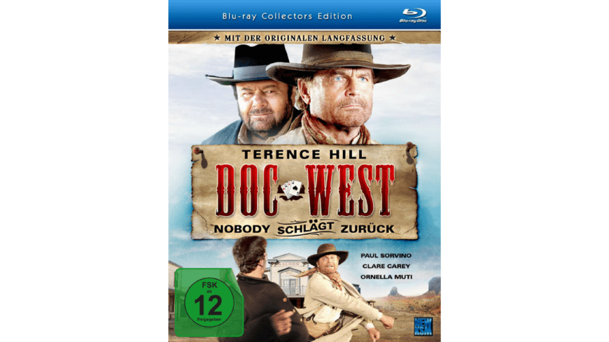 Doc West - Nobody schlägt zurück - (Blu-ray)