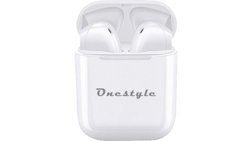 CORN TECHNOLOGY Onestyle TWS-BT-V10, In-ear, Headset, Weiß
