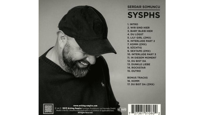 Serdar Somuncu - Sysphs - (CD)