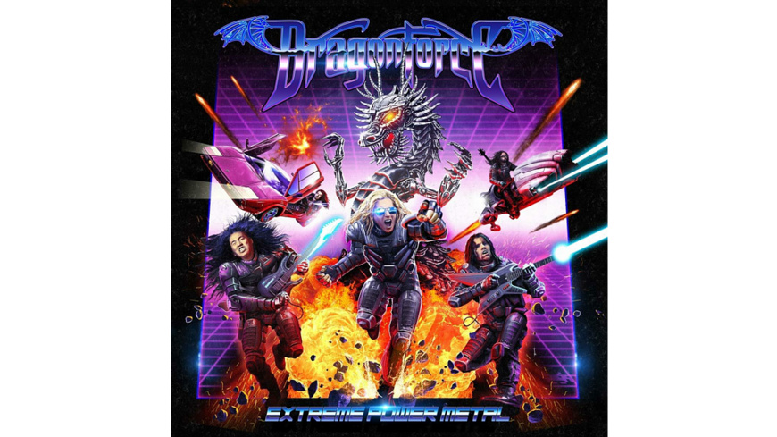 Dragonforce - Extreme Power Metal - (CD)