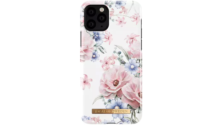 IDEAL OF SWEDEN Fashion Case Handyhülle, Apple iPhone 11 Pro, Weiß/Rosa