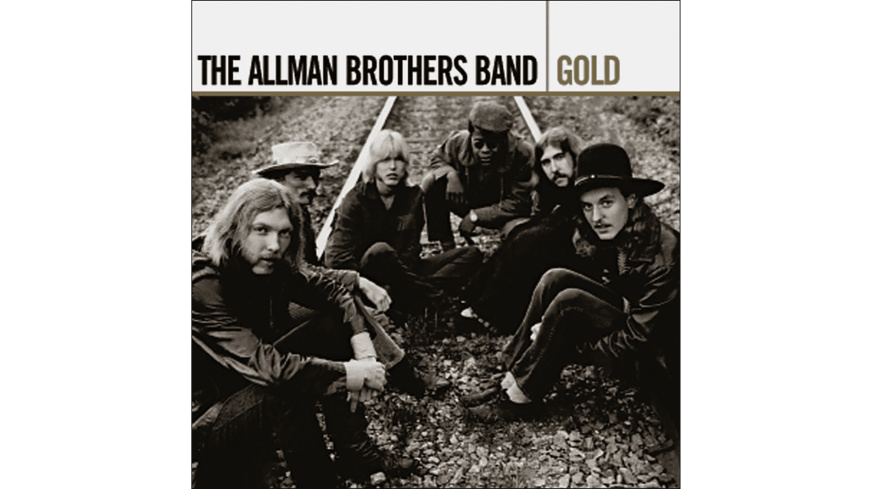 The Allman Brothers Band - GOLD - (CD)