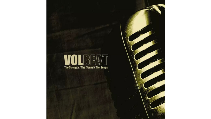 Volbeat - The Strength, The Sound, The Songs - (CD)