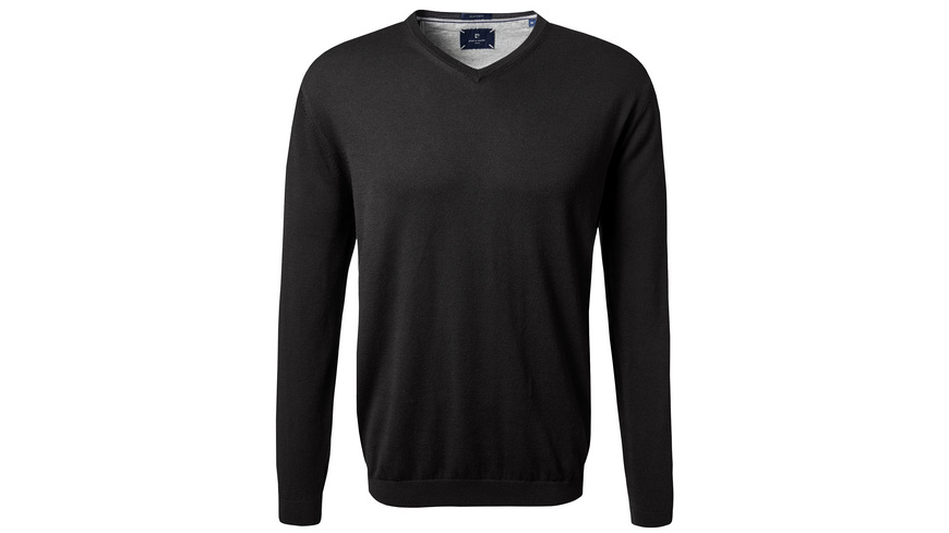 V-Neck Pullover, supersoft - Regular Fit