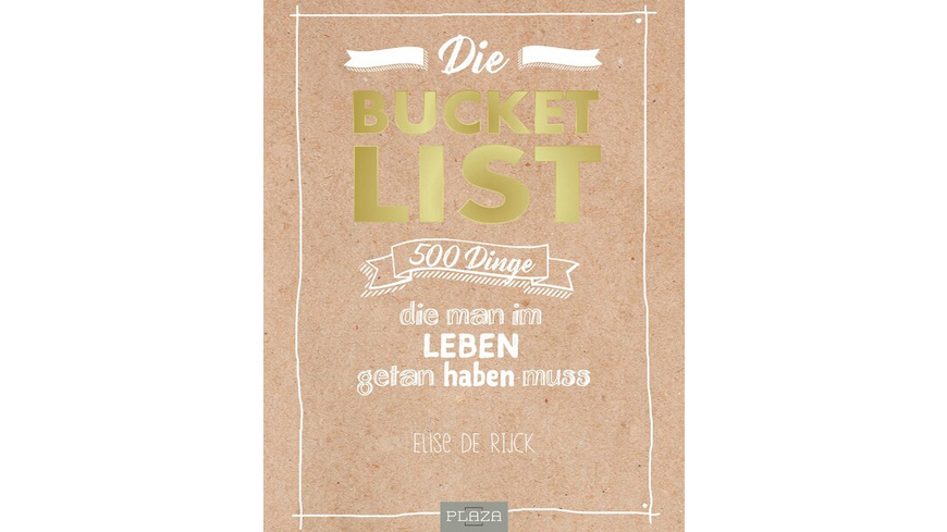 Die Bucket List