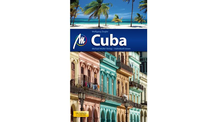 Cuba Reiseführer Michael Müller Verlag