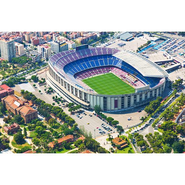 FC Barcelona Fussball-Fantage mit Stadion-Besichtigung für 2 (2 Tage)