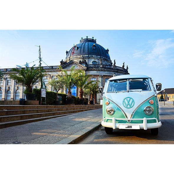 Stadtrundfahrt Berlin für 6 (2 Stunden)