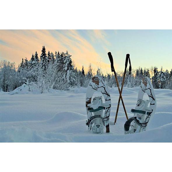 Lappland Abenteuerreise inkl. Flug (4 Tage)