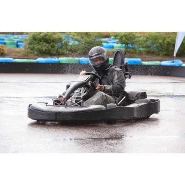 Outdoor Kart fahren bei Bramsche