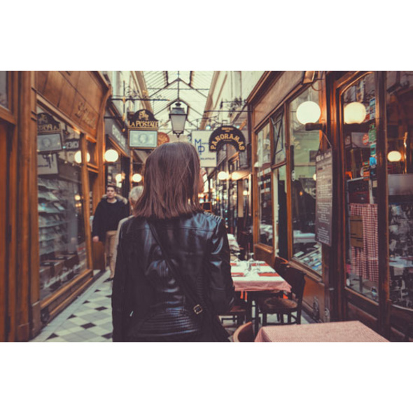 Kuenstlerviertel-Tour Paris