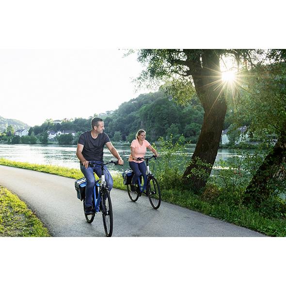 Radreise auf dem Donau-Radweg für 2 (6 Tage)