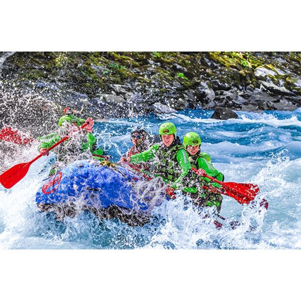 Rafting-Wochenende mit Übernachtung in Tirol