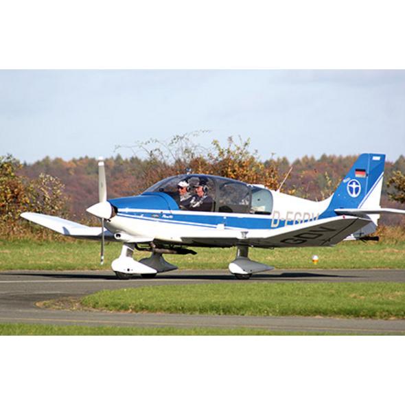 Flugzeug Rundflug für 3 (30 Min.)