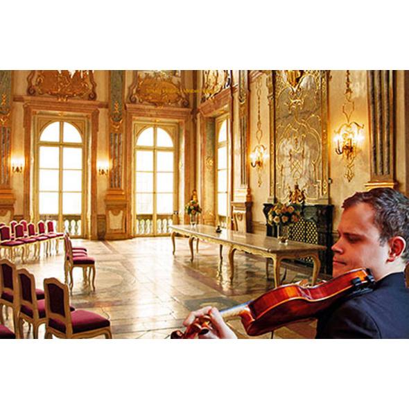 Mozart-Konzert im Schloss Mirabell in Salzburg für 2