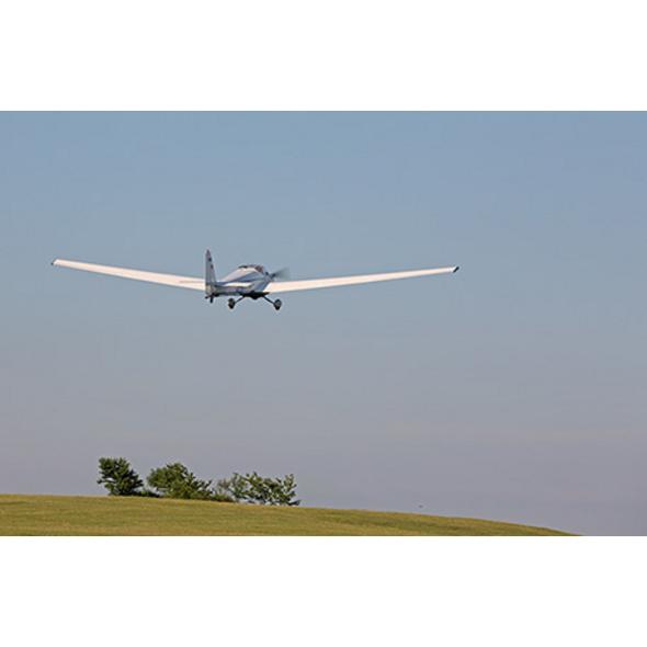 Motor-Segelfliegen (30 Min.)