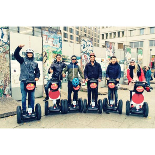 Segway fahren in Berlin