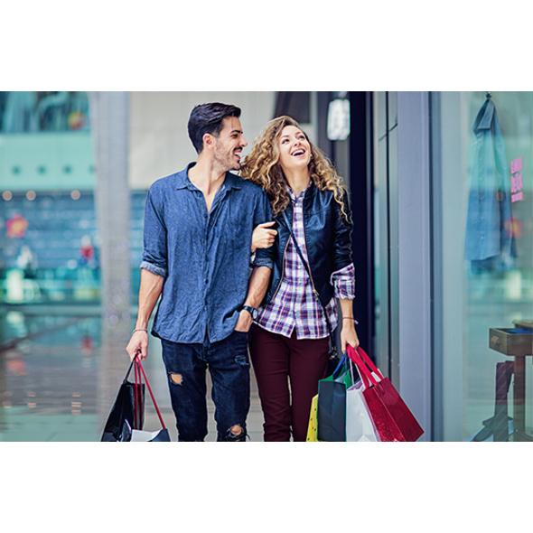 Shopping Wochenende in Stuttgart für 2