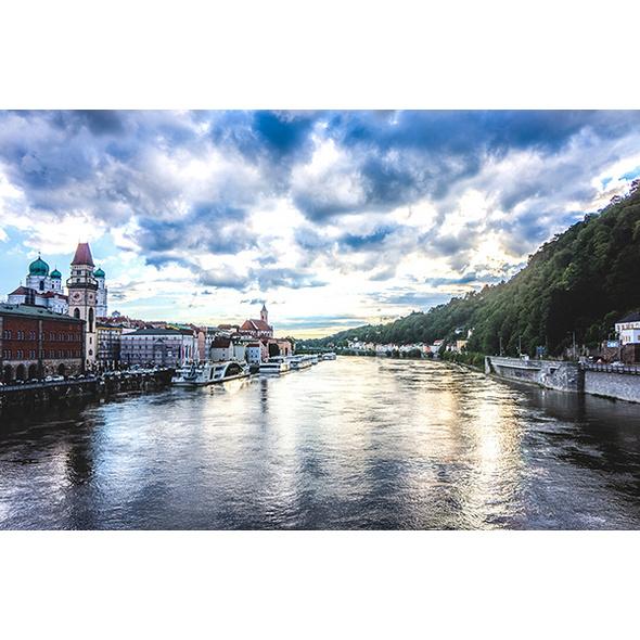 Stadtführung im Cabriobus in Passau
