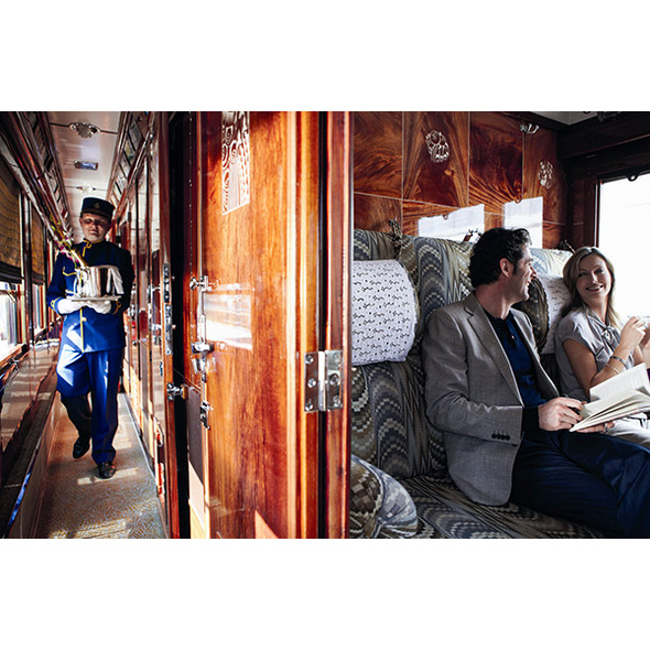 Venice Simplon Orient Express für 2 (2 Tage)