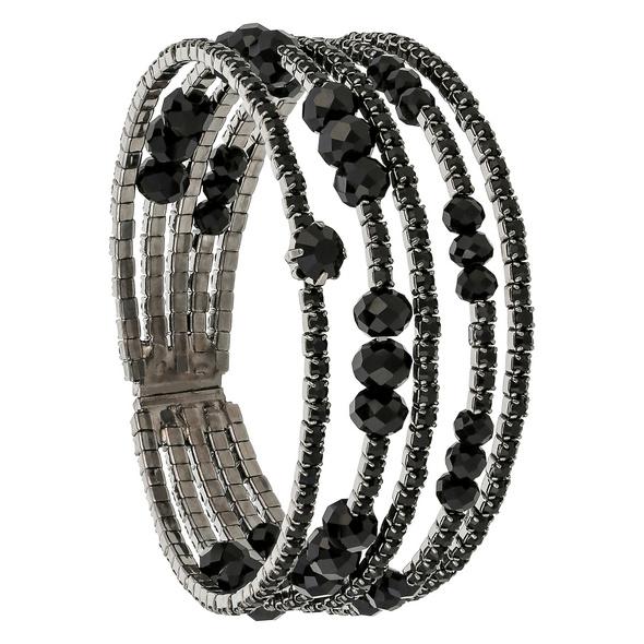 Armband - Dark Glitter